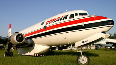 C-GHLY - Douglas DC-6B - Conair Aviation