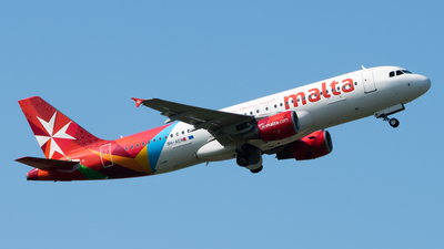 A picture of 9HAEN - Airbus A320214 - Air Malta - © Wilko Doodhagen