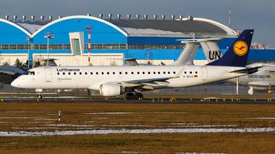 D-AECD - Embraer 190-100LR - Lufthansa CityLine