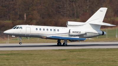 N109CQ - Dassault Falcon 50 - Private