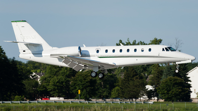 N208MF - Cessna 680 Citation Sovereign - Private