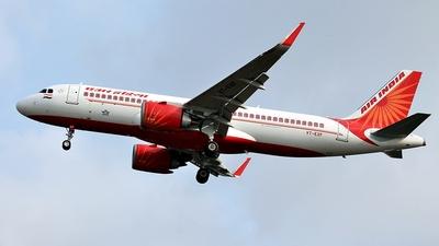VT-EXF - Airbus A320-251N - Air India