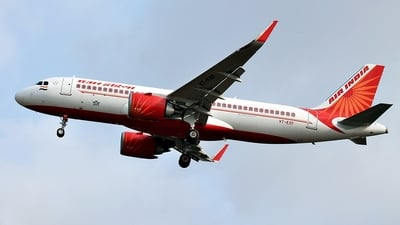 A picture of VTEXF - Airbus A320251N - Air India - © Shamal (Sha Creations)