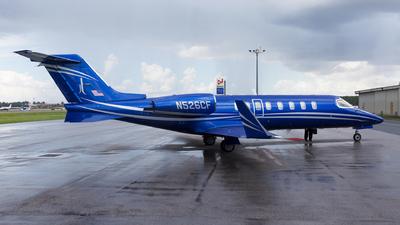 N526CF - Bombardier Learjet 45 - Private