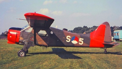 S-5 - De Havilland Canada U-6A Beaver - Netherlands - Royal Air Force