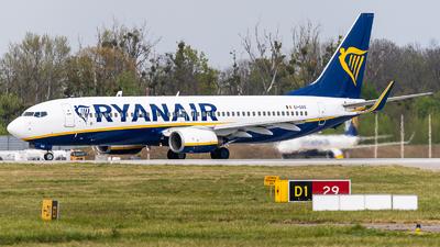 EI-DAS - Boeing 737-8AS - Ryanair