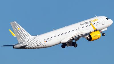 EC-NFI - Airbus A320-271N - Vueling