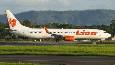 PK-LFZ - Boeing 737-9GPER - Lion Air