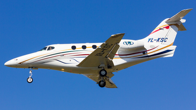 YL-KSC - Hawker Beechcraft 390 Premier I - Private