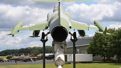 DB-127 - Lockheed F-104G Starfighter - Germany - Air Force