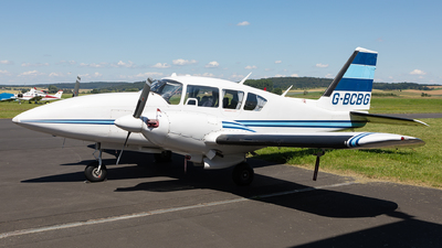 G-BCBG - Piper PA-23-250 Aztec E - Private