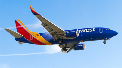 N644SW - Boeing 737-3H4 - Southwest Airlines