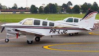 PR-LJC - Beechcraft A36 Bonanza - Private