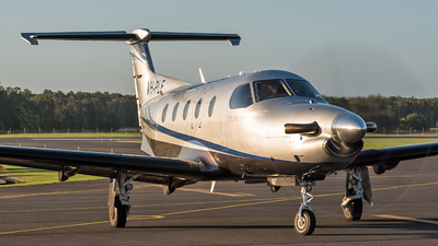 VH-PLE - Pilatus PC-12/47E - Private