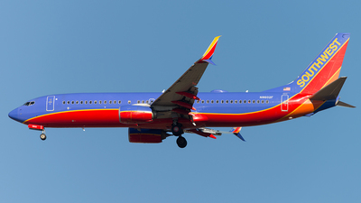 N8602F - Boeing 737-8H4 - Southwest Airlines
