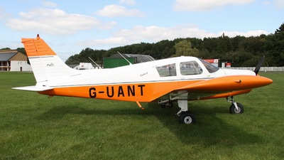 G-UANT - Piper PA-28-140 Cherokee Cruiser - Private