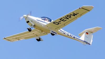 D-EVPW - Diamond DA-20-A1 Katana - Fliegerclub Bussard