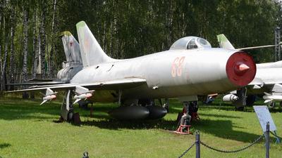 68 - Sukhoi Su-9 - Soviet Union - Air Force
