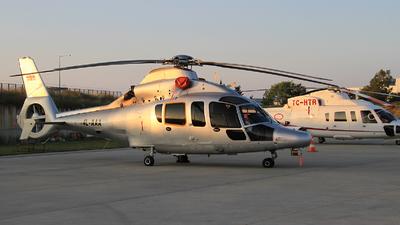 4L-AAA - Eurocopter EC 155B - Aircompany Tusheti