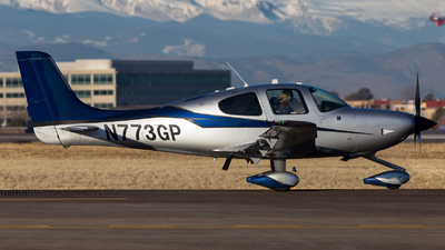 N773GP - Cirrus SR22T-GTS - Private