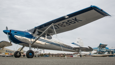 N7836K - Cessna 180J Skywagon - Private