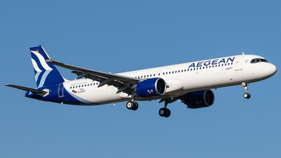 A picture of DAYAT - Airbus A321200N - Airbus - © Boscgnspotter