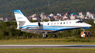N95TE - Cessna 680 Citation Sovereign - Private