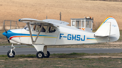 F-GMSJ - Piper PA-22-160 Tri-Pacer - Private