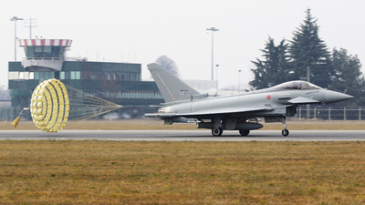 CSX7347 - Eurofighter Typhoon EF2000 - Italy - Air Force