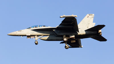 168269 - Boeing EA-18G Growler  - United States - US Navy (USN)