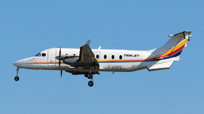 F-GOPE - Beech 1900D - Twin Jet