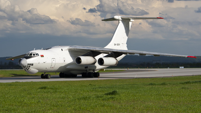 EW-356TH - Ilyushin IL-76TD - Trans Avia Export Cargo Airlines