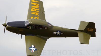 A picture of N4965C - BoeingStearman E75 Kaydet - [418448] - © Trevor Reoch