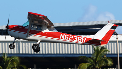 N6238R - Cessna 150F - Private
