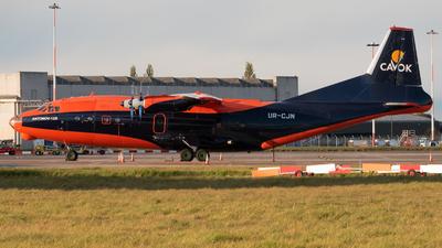 A picture of URCJN - Antonov An12B - Cavok Air - © Frankie A Said