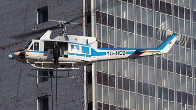 YU-HCD - Bell 212 - Serbia - Police