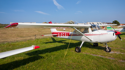 A picture of DECXI - Cessna 150L - [F15001249] - © Marc Ulm