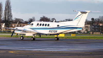 N127QR - Beechcraft B300 King Air - Private