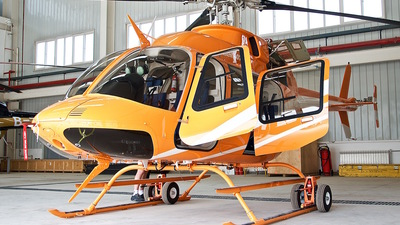 B-704M - Bell 407GXP - Private