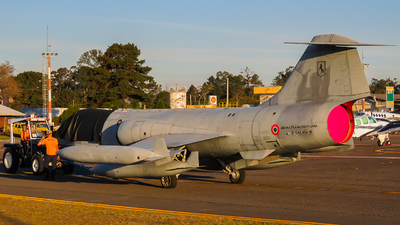 MM6890 - Lockheed F-104S ASA-M Starfighter - Italy - Air Force