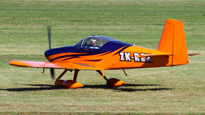 ZK-REX - Vans RV-7A - Private