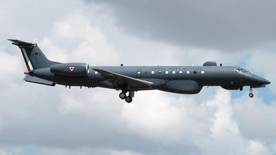 4112 - Embraer ERJ-145MP - Mexico - Air Force