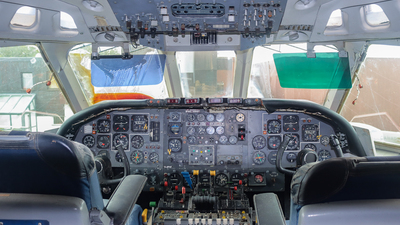 G-ARVF - Vickers VC-10 - United Arab Emirates - Abu Dhabi Amiri Flight
