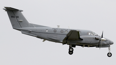 10-00259 - Beechcraft C-12V Huron - United States - US Army