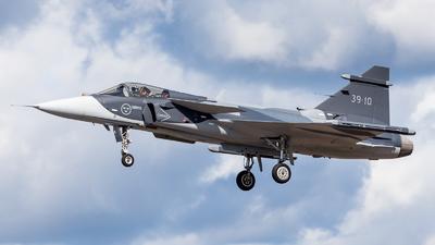 39-10 - Saab JAS-39E Gripen - Saab