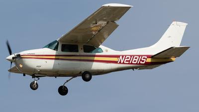 N2181S - Cessna T210L Turbo Centurion II - Private