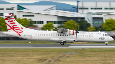 VH-FVX - ATR 72-212A(500) - Virgin Australia Airlines