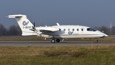 I-AVGP - Piaggio P-180 Avanti II - Italy - Ente Nazionale Assistenza al Volo (ENAV)
