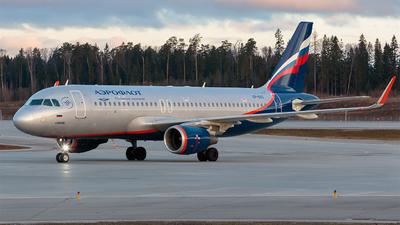A picture of VPBAD - Airbus A320214 - Aeroflot - © Konstantin Tupichkin