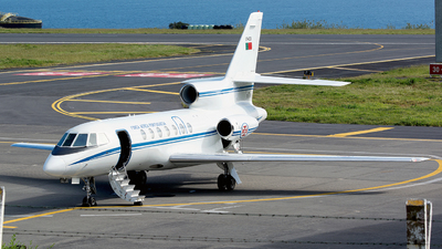 17403 - Dassault Falcon 50 - Portugal - Air Force